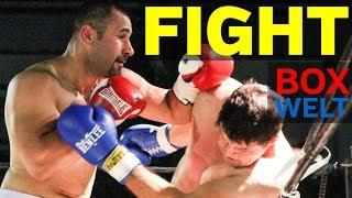 Ali Kiydin vs Muhammed Ali Durmaz - 4 rounds Heavyweight - 05.08.2017 - Essen