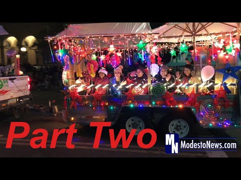 The City Christmas Parade 2019 Part 2 Of 2