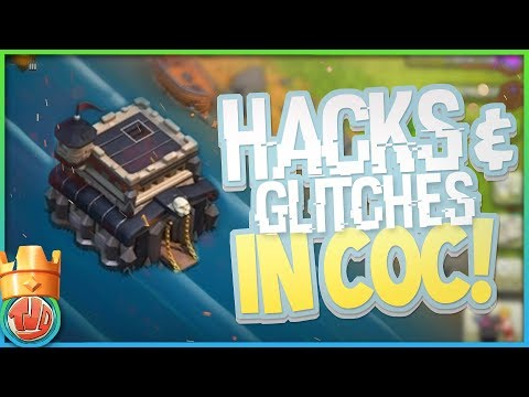 HACKS, GLITCHES & EASTER EGGS! - Clash of Clans