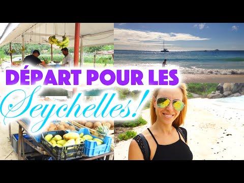 Bien le bonjour des Seychelles !!