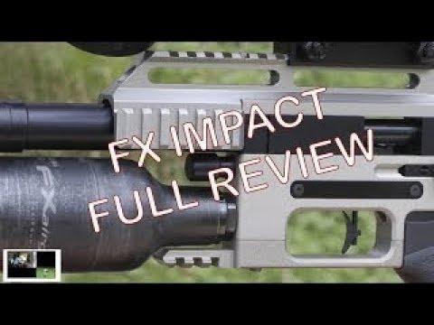 REVIEW: FX Impact - Sub 12FT LBS - 720 Shots - .22 - Multi Calibre Airgun