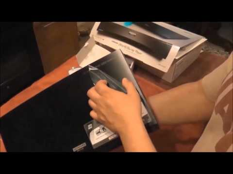 Samsung UBD-K8500 Ultra HD 4K Blu-ray Player Unboxing/ Review