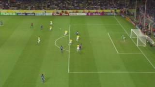 日本 vs ブラジル 【2006 FIFA ワールドカップ】 グループF