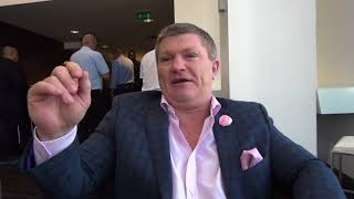 'I WAS DISAPPOINTED IN LUCAS BROWNE' - RICKY HATTON / TALKS TYSON FURY RETURN, GORMAN, WHYTE-PARKER