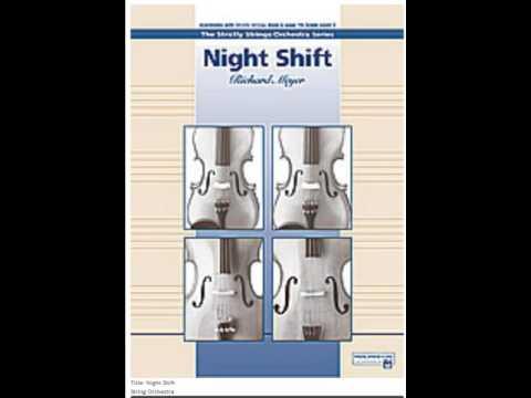 Night Shift by Richard Meyer