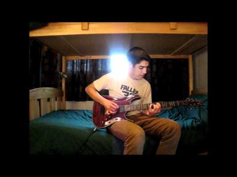 Bleed Into Your Mind - The All-American Rejects Cover