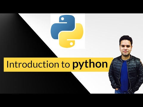 python tutorials for beginners in hindi - 1 - Introduction to python