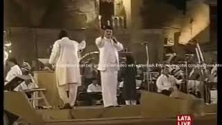 Gambar cover Udit narayan Live performance Dil ne yeh kaha he Dil se