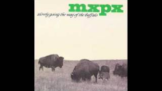 MxPx - Slowly Going the Way of the Buffalo - 05 - Cold and All Alone
