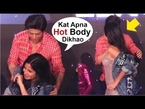 Shahrukh Khan Tells Katrina Kaif To Show Her HOT Body To Reporters At Zero Trailer Launch Mp3