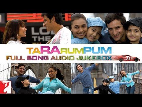 Ta Ra Rum Pum Full Song Audio Jukebox | Vishal & Shekhar | Saif Ali Khan | Rani Mukerji