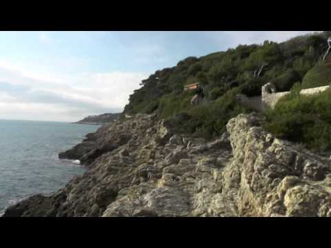 Exploring the eastern peninsula of Cap Ferrat
