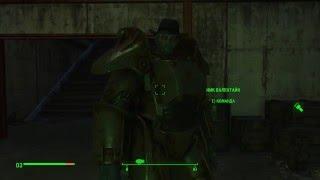 Ник Валентайн, что с тобой Баги Fallout 4
