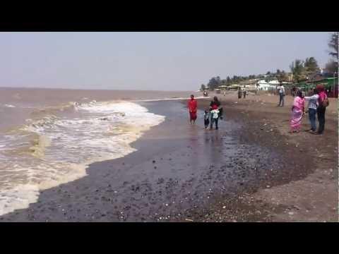 Devka Beach Moti Daman - Beach Near Mumbai