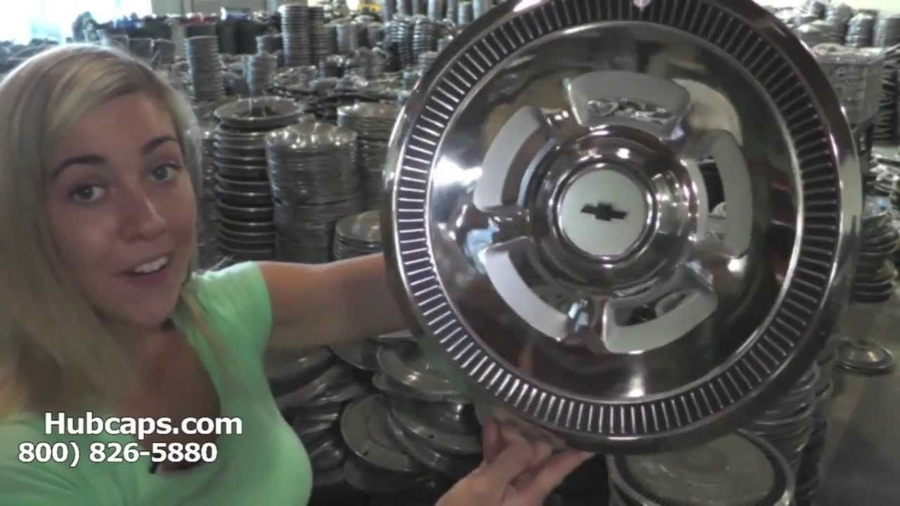 Chevrolet Classic Car Parts & Vintage Auto Parts - Hubcaps ...