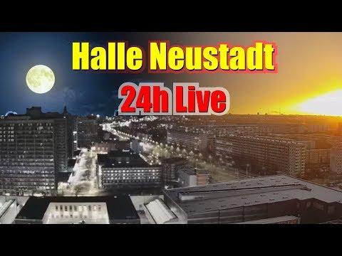 Live Cam Halle Saale - Webcam in Halle Neustadt - Germany  Big City Haneu