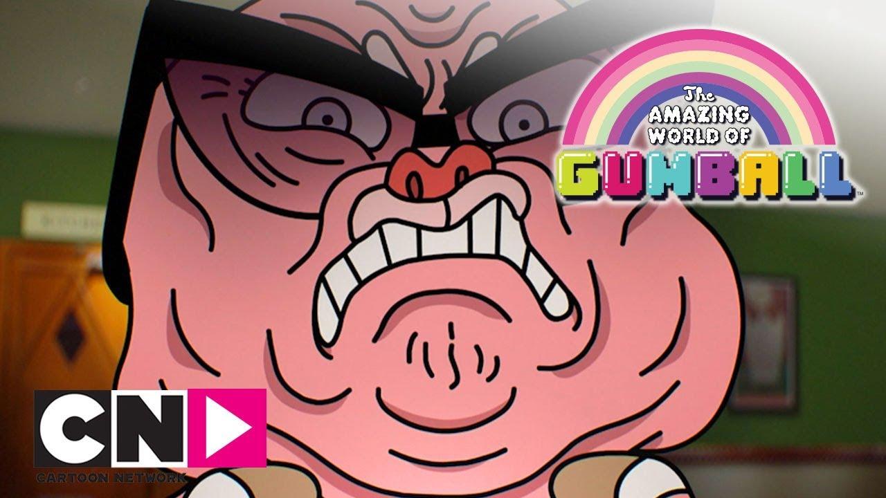 Невероятният свят на Гъмбол   Приятели онлайн   Cartoon ...