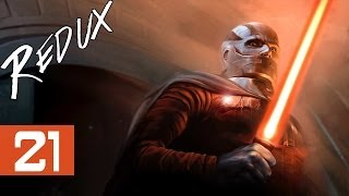 Star Wars: Knights Of The Old Republic - Walkthrough - [Dark Side] - Part 21 - Stirring The Pot