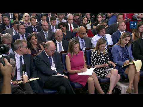 9/28/17: White House Press Briefing