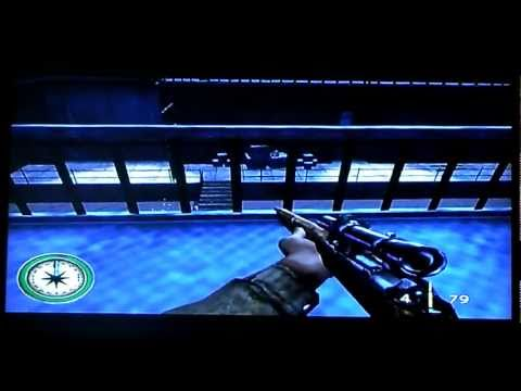 Medal of Honor: Frontline - Gold Star Walkthrough 'A Chance Meeting' (Part 2)