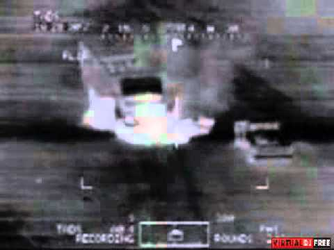 AH-64 Apache Attack