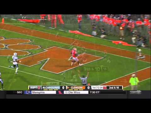 Clemson Football 2014 - The Dawn of Deshaun (Part One) from YouTube · Duration:  4 minutes