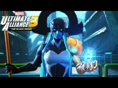 Marvel Ultimate Alliance 3 - Part 28 Proxima Midnight Boss Battle (Knowhere)