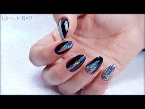 Nail Designs In Black
