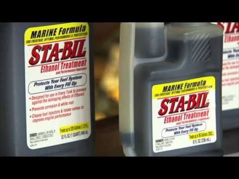 Sta-Bil Ethanol Fuel Treatment-Marine Formula