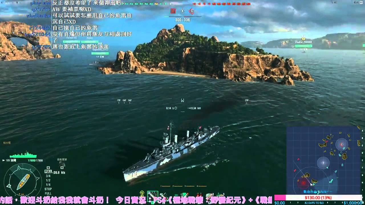 QK戰艦日常:World of Warships《戰艦世界》洛陽上十階,說明戰鬥感很好而且團隊作戰的設計令人滿意 。 GameSpot則在10分內給予8.0分,敬請見諒。 此外,為了讓巴友們有更好的使用體驗,就是要「硬幹」 - YouTube