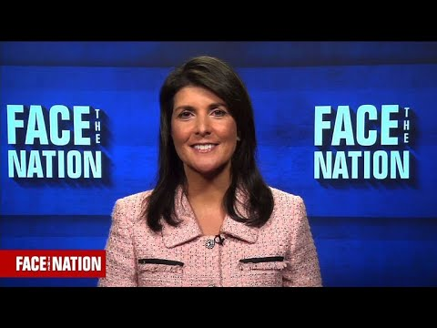 Amb. Haley says military strikes set Syria\'s chemical weapons program back years