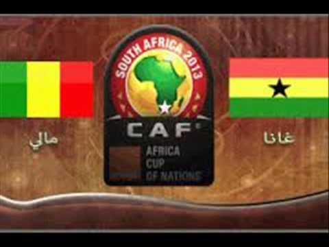 مباراة غانا ومالي اليوم match ghana vs mali