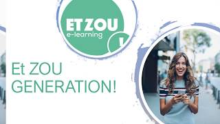 Et Zou ! e learning. Learn languages anywhere, anytime.