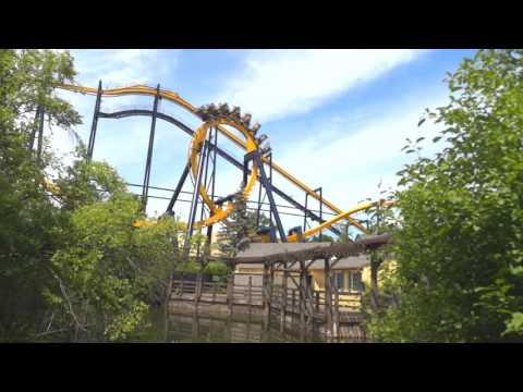 Six Flags Great America - July 2016