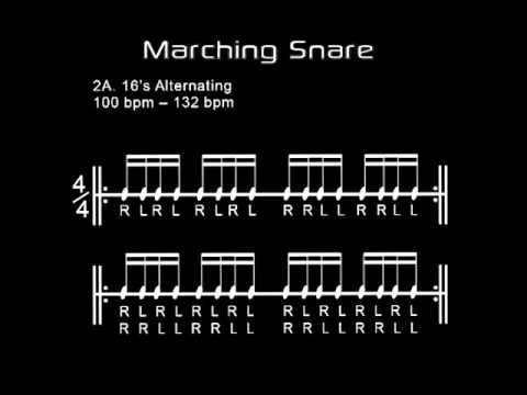Marching Snare 2A