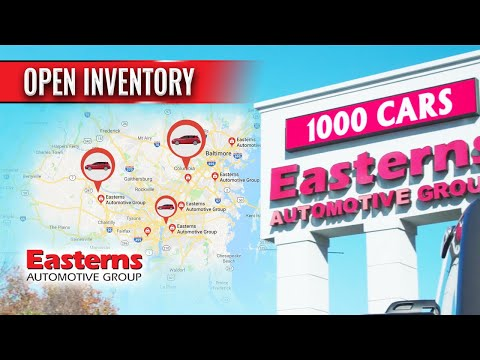 Easterns Auto Open Inventory Policy | Washington DC Best Used Car Dealer | Credit Help Used Car DC