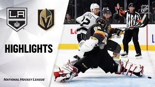 09/27/19 Condensed Game: Kings @ Golden Knights