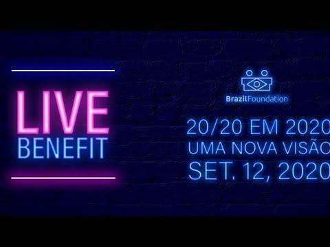 BrazilFoundation Live Benefit