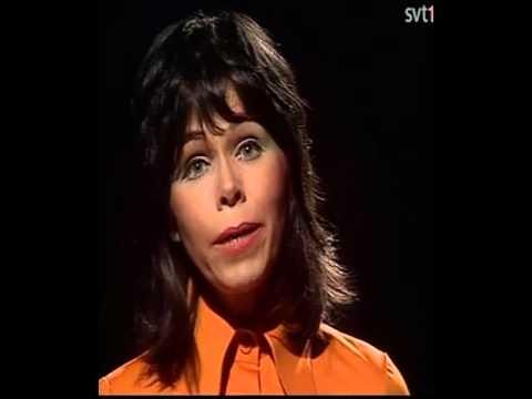 Störst Av Allt är Rädslan - Barbro Hörberg - 1975