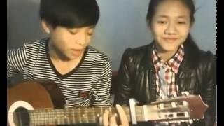 [guitar cover] Người nào đó - Hai anh em hát cực hay