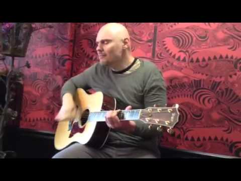 "Billy Corgan ""In the Arms of Sleep"""