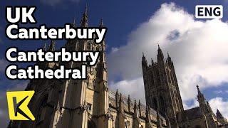 【K】UK Travel-Canterbury[영국 여행-캔터베리]영국 종교의 중심, 캔터베리 대성당/Canterbury Cathedral/Church/Cemetery/Holy
