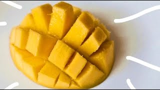 Four Ways to Cut a Mango