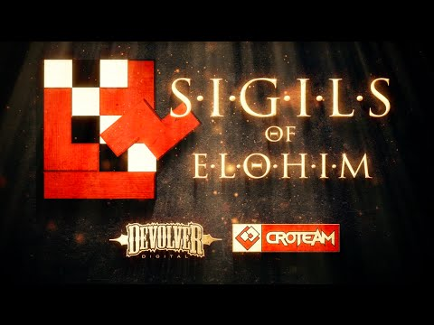 Sigils of Elohim - Launch Trailer