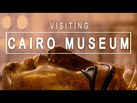 Visiting The Egyptian Museum - The Masterpieces