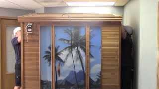 Big Bear Infrared Sauna Assembly Video(Infrared Sauna Big Bear Sauna Assembly Video., 2014-12-04T00:57:05.000Z)