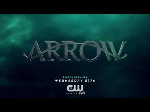 MŨI TÊN XANH (PHẦN 5) Arrow (Season 5) (2016)
