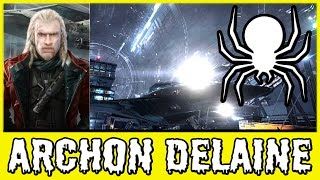 Elite: Dangerous — работаем на Archon Delaine