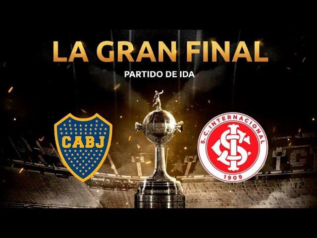 eFootball PES 2020 #FMPITALIA | #COPALIBERTADORES | Boca Jr. vs Internacional | La Finale