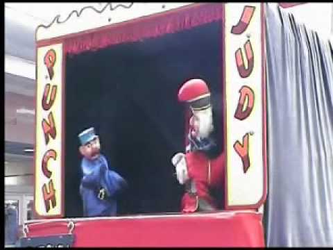 Punch and Judy Show In Doncaster